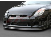 GT-R Concept Series Front Bumper with Carbon Fiber Lip For Nissan Altima 2007-2009 Coupe