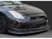 GT-R Concept Series Front Bumper with Fiberglass Lip For Nissan Altima 2007-2009 Coupe