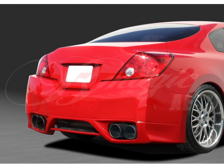 Gt R Style Rear Bumper Cover For Nissan Altima 2008 2012 Coupe