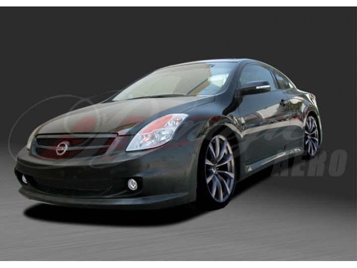 Imp Style Front Bumper Cover For 2008 2009 Nissan Altima Coupe