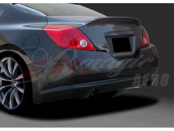Nissan Altima Coupe >> Imp Style Rear Bumper Cover For 2008 2012 Nissan Altima Coupe