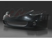 IMP Style Front Bumper Cover For 2010-2012 Nissan Altima Coupe