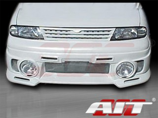 EVO Style Front Bumper Cover For Nissan Altima 1993-1997