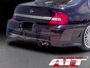 Extreme Style Rear Bumper Cover For Nissan Altima 1998-2001