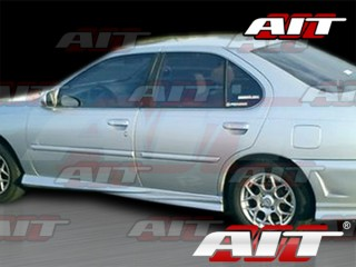 Extreme Style Side Skirts For Nissan Altima 1998-2001