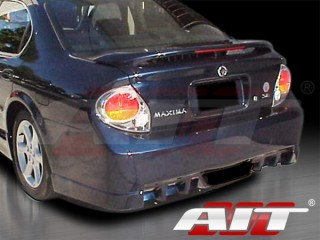 EVO Style Rear Bumper Cover For Nissan Maxima 2000-2003
