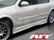 EVO Style Side Skirts For Nissan Maxima 2000-2003
