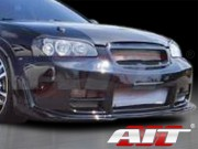 R34 Style Front Bumper Cover For Nissan Maxima 2000-2003