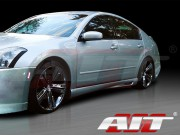 SAR Style Side Skirts For Nissan Maxima 2004-2008