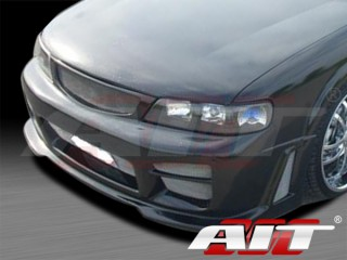 R34 Style Front Bumper Cover For Nissan Maxima 1995-1999
