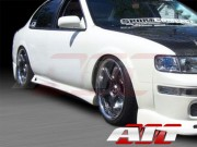R34 Style Side Skirts For Nissan Maxima 1995-1999