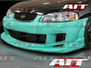 BMX Style Front Bumper Cover For Nissan Sentra 2000-2003