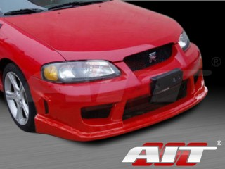 Drift Style Front Bumper Cover For Nissan Sentra 2000-2003