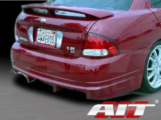 FL Style Rear Bumper Cover For Nissan Sentra 2000-2003