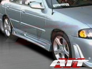 R33 Style Side Skirts For Nissan Sentra 2000-2006