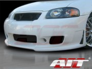 ZEN Style Front Bumper Cover For Nissan Sentra 2000-2003