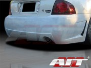 ZEN Style Rear Bumper Cover For Nissan Sentra 2000-2003