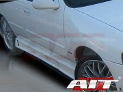 ZEN Style Side Skirts For Nissan Sentra 2000-2006