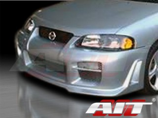 R34 Style Front Bumper Cover For Nissan Sentra 2004-2006