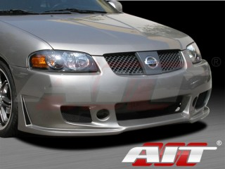 ZEN Style Front Bumper Cover For Nissan Sentra 2004-2006