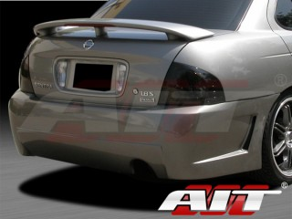 ZEN Style Rear Bumper Cover For Nissan Sentra 2004-2006