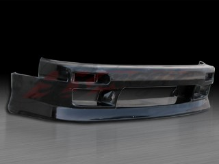 D1 Series Front Bumper Cover For 1989-1993 Nissan S13 Silvia
