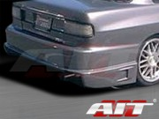 Drift Style Rear Bumper Cover For Nissan Sentra 1991-1994