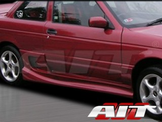 Drift Style Side Skirts For Nissan Sentra 1991-1994