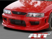 Drift Style Front Bumper Cover For Nissan Sentra 1995-1999