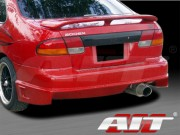 Drift Style Rear Bumper Cover For Nissan Sentra 1995-1999