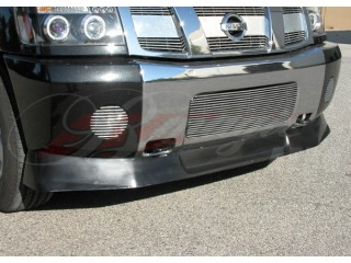 N-spec Style front air dam For Nissan Titan 2004-2013