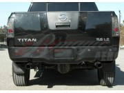 N-spec Style roll pan For Nissan Titan 2004-2013