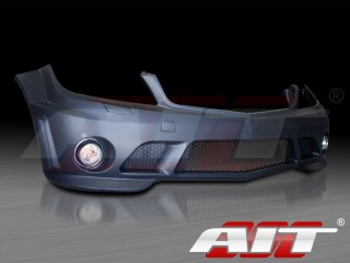 C63 AMG Style front bumper For Mercedes-Benz C-Class W204 2008-2011