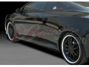 Concept Series Side Skirts For Pontiac G6 2005-2010 Coupe