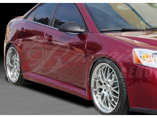Concept Series Side Skirts For Pontiac G6 2005-2010 Sedan