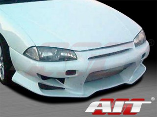 Combat Style Front Bumper Cover For Pontiac Grand AM 1992-1995