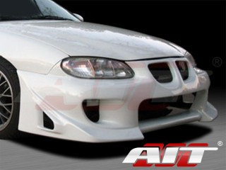 Combat Style Front Bumper Cover For Pontiac Grand AM 1996-1998
