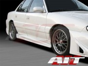 Combat Style Side Skirts For Pontiac Grand AM 1996-1998