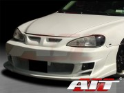 BMX Style Front Bumper Cover For Pontiac Grand AM 1999-2005