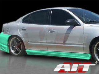 BMX Style Side Skirts For Pontiac Grand AM 1999-2005