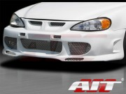 Showoff Style Front Bumper Cover For Pontiac Grand AM 1999-2005