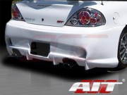 VS Style Rear Bumper Cover For Pontiac Grand AM 1999-2005