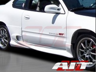 VS Style Side Skirts For Pontiac Grand AM 1999-2005 Sedan