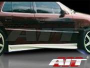 VS Style Side Skirts For Pontiac Grand AM 1999-2005 Sedan
