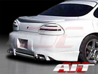 Soto Style Rear Bumper Cover For Pontiac Grand Prix 1997-2002