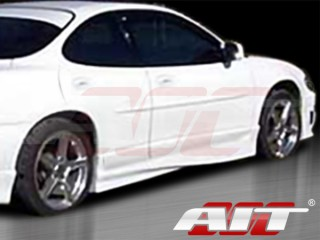 Soto Style Side Skirts For Pontiac Grand Prix 1997-2002