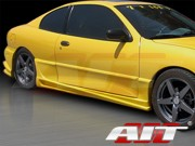 BMX Style Side Skirts For Pontiac Sunfire 2003  -2005