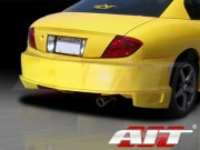 Blaze Style Rear Bumper Cover For Pontiac Sunfire 2003  -2005