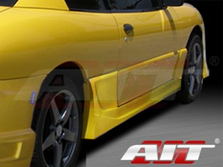 Blaze Style Side Skirts For Pontiac Sunfire 2003  -2005