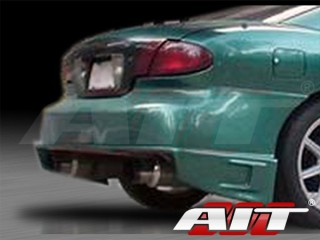BZ Style Rear Bumper Cover For Pontiac Sunfire 1995-2002